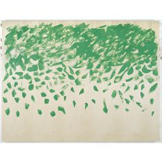 """""""And the Skies are not Cloudly All Day"""" by Howard Hodgkin"""