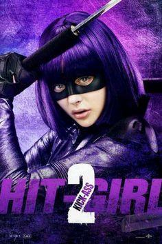 Kick Ass 2 - Hit Girl