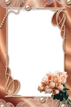 Framed Wallpaper, Flower Background Wallpaper, Frame Background, Flower Backgrounds, Frame Border Design, Photo Frame Design, Borders For Paper, Borders And Frames, Picture Borders