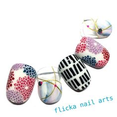 ネイル 画像 flicka nail arts 1060418