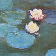 Claude Monet, Water-Lilies