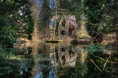 Photograph Abandoned House 2 by Flemming Beier Photography on 500px