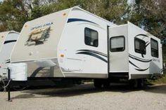 2013 Venture RV SportTrek 310VJS Travel Trailer RV