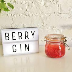 Redcurrant Gin Recipe