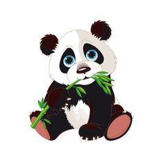 Adorable Panda Bear