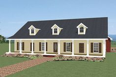 Plan #44-187 - Houseplans.com