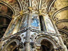 Charola do Convento de Cristo - Tomar