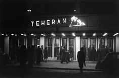 1947. Teherán mulató az Átrium mozi helyén,