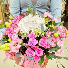 Floral Wreath, Wreaths, Rose, Flowers, Plants, Home Decor, Floral Crown, Pink, Decoration Home