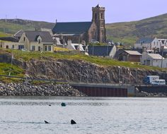 Church of Our Lady, Star of the Sea. Isle of Barra.