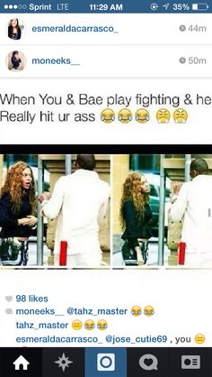 You be like. ..STOP PLAYING! !!