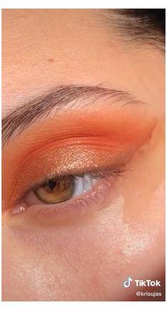 Eye Makeup Steps, Makeup Eye Looks, Eyebrow Makeup, Skin Makeup, Makeup Art, Makeup Eyeshadow, Beauty Makeup, Tutorial Sombra, Eye Makeup Tutorials