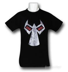 Batman BANE MASK Symbol Licensed Adult T-Shirt All Sizes