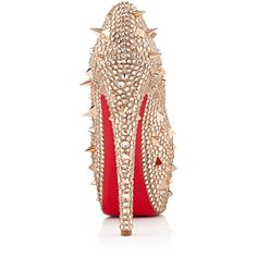 Christian Louboutin Highness ($3,995) ❤ liked on Polyvore
