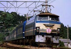 あこがれの「ブルートレイン」を追い続けた写真家だからこそ、知っている秘話、そして貴重な写真で綴る回… China Train, Japan Train, Railroad Pictures, Blue Train, Train Art, Locomotive, Transportation, Vehicles, Train