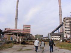 Sindicaliștii de la CET își cer salariile în instanță; singura soluție o văd în vânzarea de fier vechi Cer, Street View