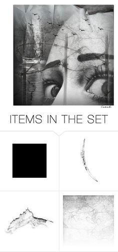 """"""".marian."""" by sumak ❤ liked on Polyvore featuring art"""