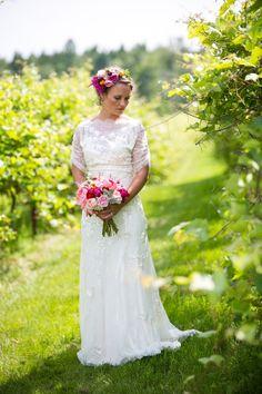 Dress Designer: Jenny Packham