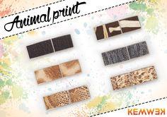 Colección Animal Print