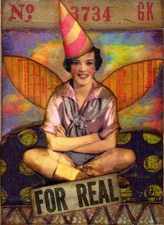 Artist Trading Card / ATC...Fun!