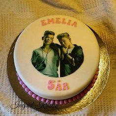 #ingridskakerbørsa #bursdagskake #jentebursdag #markusogmartinus #sjokoladekake #fondant #sørtrøndelag #skaunkommune #børsa Birthday Cake, Desserts, Food, Tailgate Desserts, Deserts, Birthday Cakes, Essen, Postres, Meals