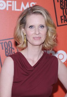 Cynthia Nixon breast cancer.