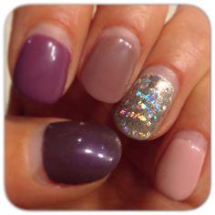 #belladonna #kim #nailart #fingrs #glitter 12.01.2015