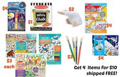 Check out these toy deals, starting at just $1 with FREE shipping on your first order of $10 or more~~~>https://goo.gl/wTZYrz