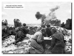 Gallimaufry: Battle Of Stalingrad (July 17, 1942 - February 2, 1943): In Pictures
