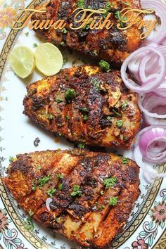 I have so many fried fish recipe in my blog. Each time i make them quite differently. This is one recipe which i made recently and loved...