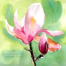 love the detail, perfect for the idea I have Watercolor Flowers, Watercolor Paintings, Flower Paintings, Watercolors, Painting Lessons, Art Lessons, Diy Artwork, Sketch Inspiration, Motif Floral