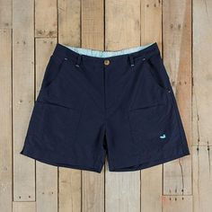 Southern Marsh Tarpon Flats Fishing Short in Navy Fishing Shorts, Southern Marsh, Casual Shorts, Flats, Navy, My Style, Shopping, Collection, Women