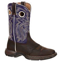 Durango Women's 10 Saddle Lady Rebel Cowboy Boot -