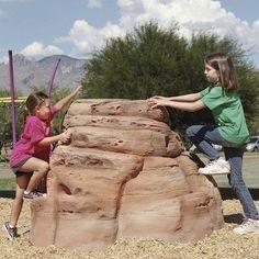 Climbing Boulder - Small Sandstone