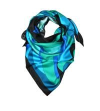 Italian scarves Wholesale silk square scarves shawls fashion scarves Suppliers