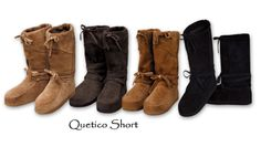 Steger Mukluks - the warmest boots you'll ever have. Made in Ely, Minnesota.  I want a pair!!!