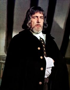Vincent Price as Matthew Hopkins, in Witchfinder General (1968) aka The Conqueror Worm, via monsterman.