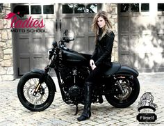 MOTO ESCUELA PARA MUJERES BY 4TH AVENUE 69 al adquirir tu moto es conveniente que no la modifiques, las motos son diseñadas con un peso especifico y unas características únicas si la modificas cambias estas características y puedes hacer que se vuelva peligrosa. #4thAvenue69byLadiesMotoSchool