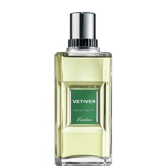In the 1950s, the Guerlain family decided to create a fragrance based on the surprising roots of vetiver. After a few trials, the Guerlain Perfumer succeeded in making a subtle dosage that recalls the exhalations of the earth in the pale dawn light. This evocation of the world's first morning is enriched with a woody accord and the refined elegance of spices and tobacco to give rise to a rare and sophisticated fragrance.  With its modern geometry and rigorous shapes, Vétiver is an ever-f...