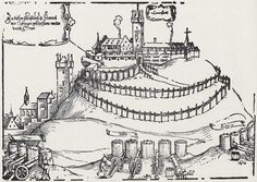 Beham, Hans Sebald: Belagerung von Landstuhl