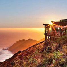 On vous a réservé une table ici pour le dîner de ce soir vous venez ? :-) #Californie #diner #evening #travel #voyage #voyageprive #holiday #discover #seetheworld #instagram #instatravel #travelling #vacation #beautiful #view #sea #sun #dream #paradise #