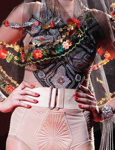 Jean Paul Gaultier haute-couture-spring-summer-2012