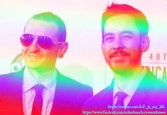 LP/ Chester Bennington & Mike Shinoda - linkin park