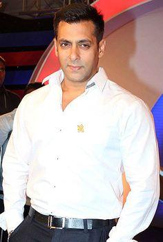 Salman Khan (from ek tha tiger)