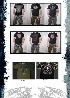 Pag 10 del catálogo de www.battlemetalstore.es  #ropaheavy