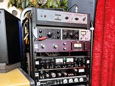 Symian Mobile Disco's studio