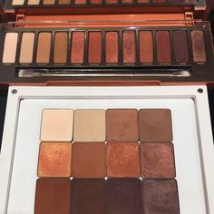 Made a dupe video for the Urban Decay Heat Palette using Inglot Eye Shadows. The video is on my YouTube Chanel: JustEnufEyes #dupe #video #inglot #eyeshadows #freedomsystem #comparison #urbandecay #naked #heat #palette #2017 #blogger #youtuber #toronto #justenufeyes