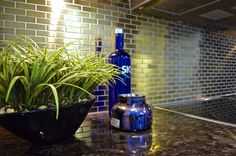 Modern condo design. Design collaborators: Reyes & Co. Design Studio and Samantha Concepcion Designs Reyes, Vodka Bottle, Lawn, Planter Pots, Condo, Drinks, Projects, Shells, Drinking