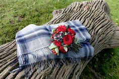 Tartan Bouquet - Weddings By Emily Charlotte