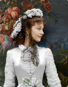 Vivien Leigh as 'Anna Karenina' (1948), costumes designed by Cecil Beaton.